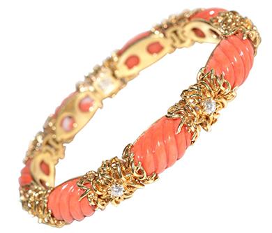 браслет tiffany золотой