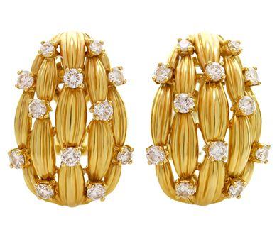 Модные ювелирные украшения 2018 и мода на золотые ювелирные украшения 31